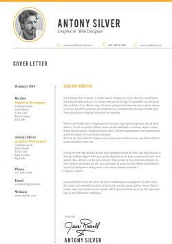 Web Designer Cover Letter Template
