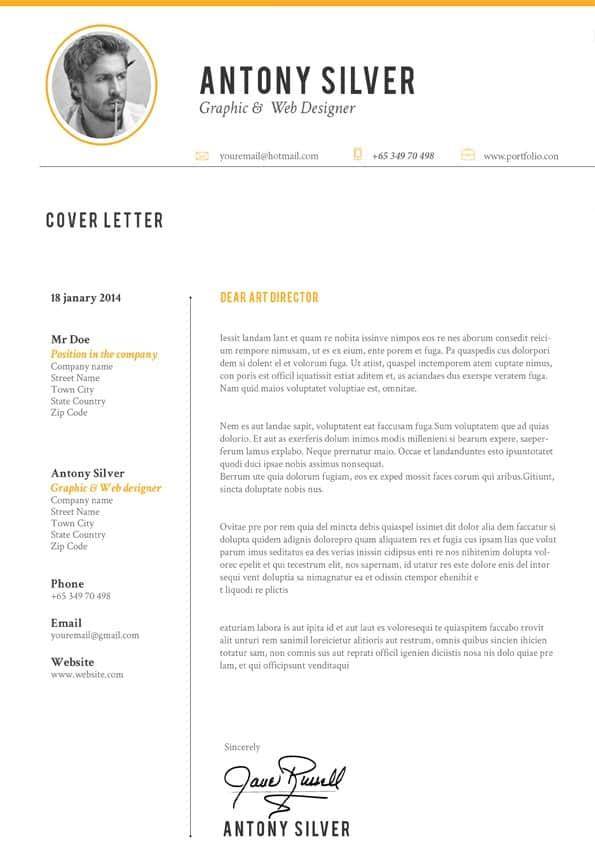 exemple de lettre de motivation concepteur web  u00e0 remplir