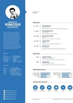 Exemple de CV Concepteur de Pages Web