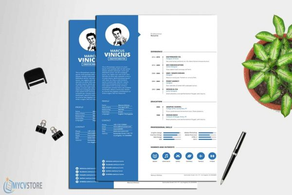 Career Resume Template