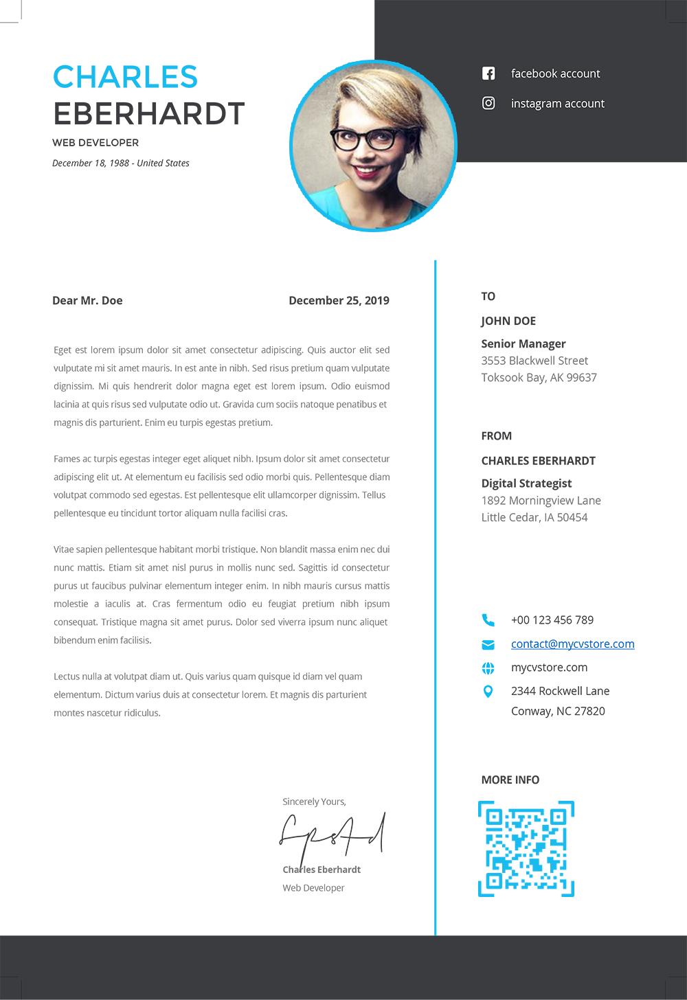Lettre De Motivation Candidature Spontanee Format Word A Telecharger