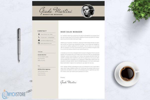 Digital Marketing Cover Letter