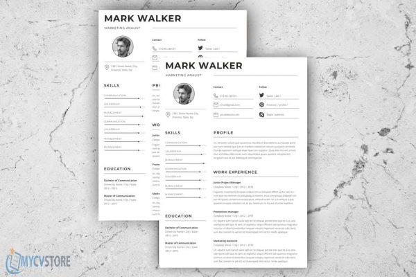 Marketing Analyst Resume