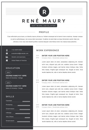 Administrative Assistant Resume Word Template