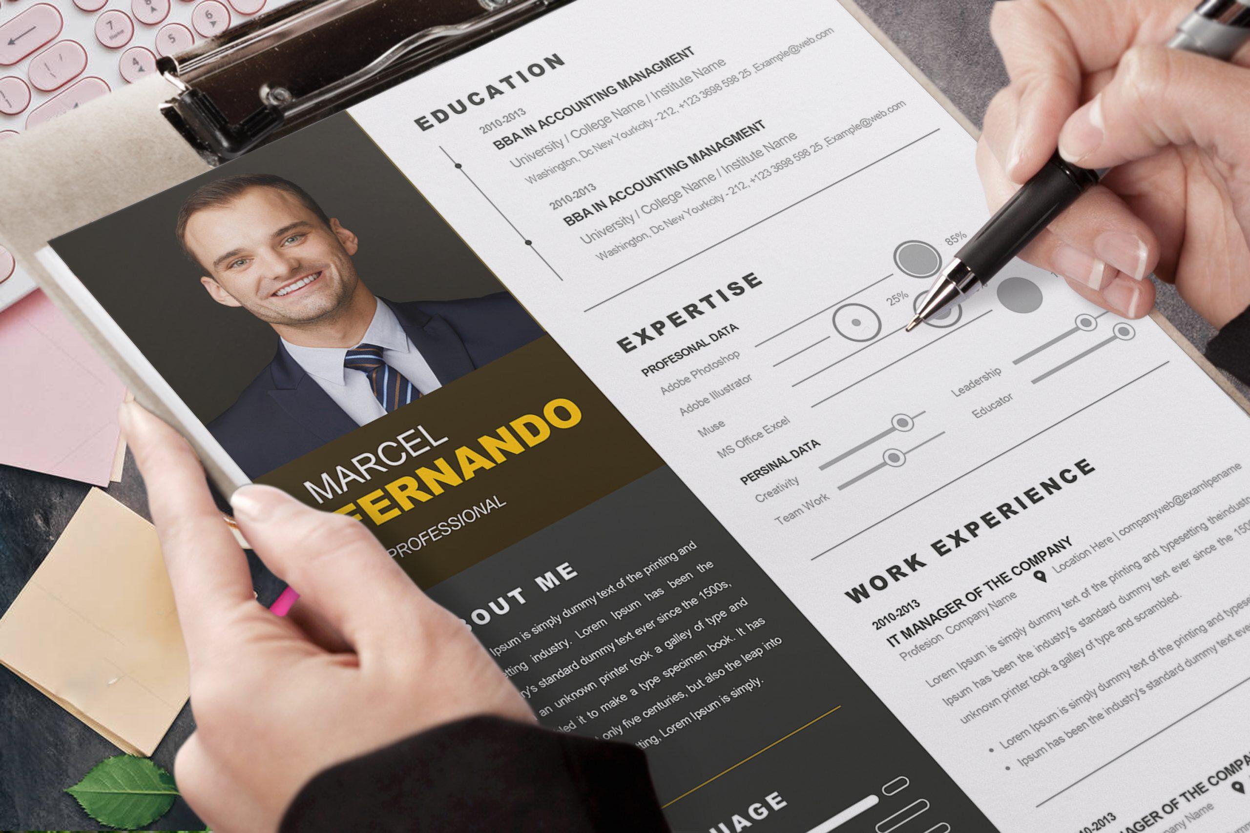 Exemple de CV Développeur Web - Exemple de CV à remplir